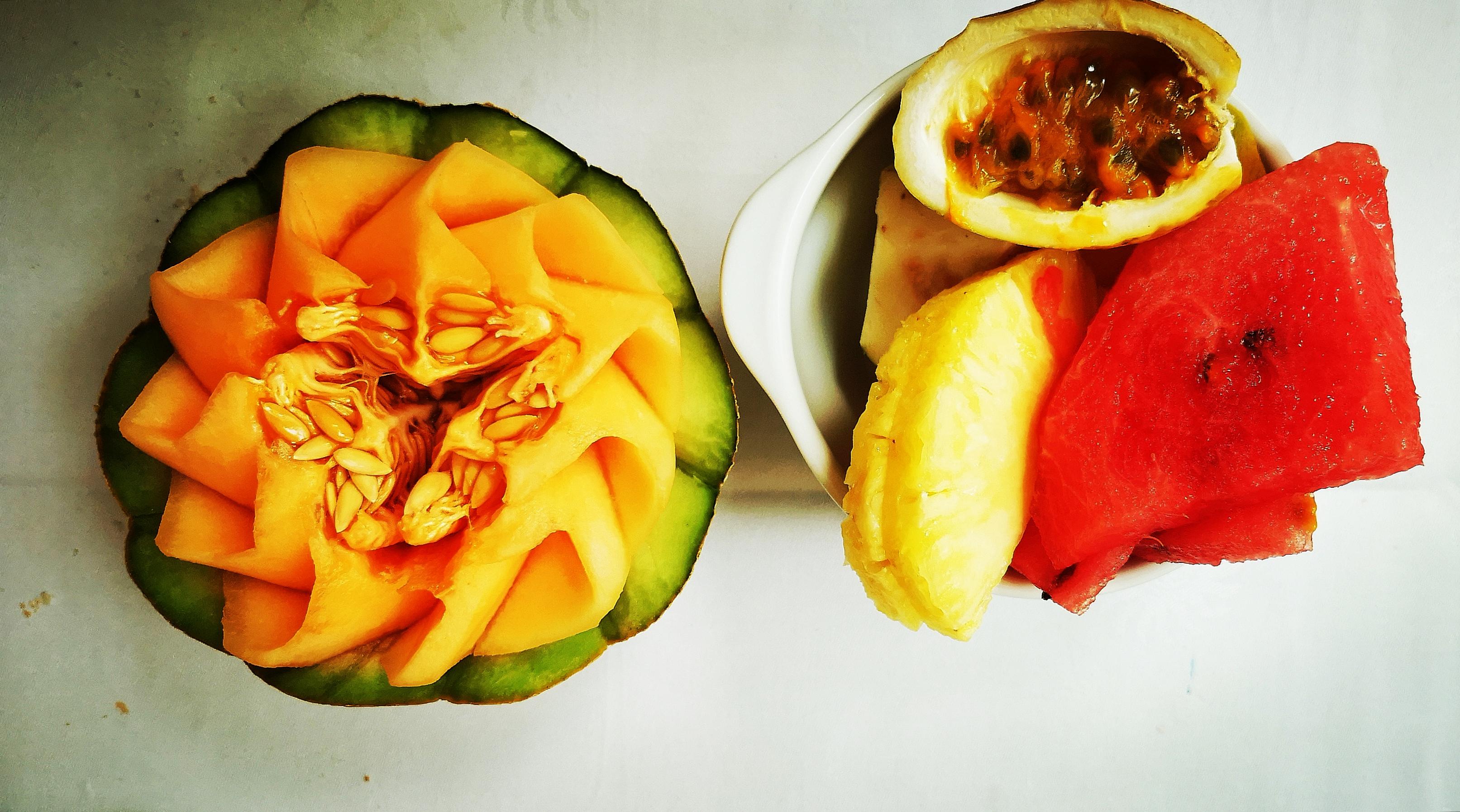 Śniadanie z Dominikany